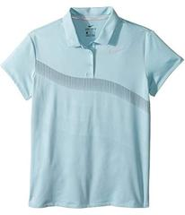 Nike Dry Polo Short Sleeve Print (Little Kids/Big