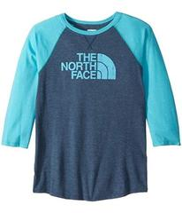 The North Face Blue Wing Teal Heather (Prior Seaso