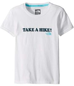 The North Face Short Sleeve Graphic Tee (Little Ki