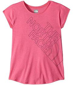 The North Face Kids Tri-Blend Scoop Neck Tee (Litt