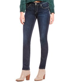 Silver Jeans Co. Elyse Straight-Leg Jeans