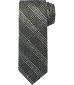 Reserve Collection Heathered Plaid Tie CLEARANCE