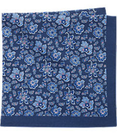 Jos. A. Bank Floral Pocket Square CLEARANCE