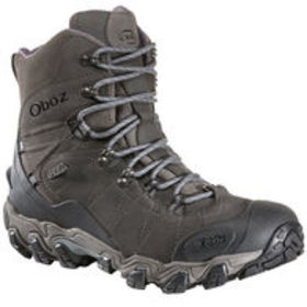OBOZ Men's 8 in. Bridger Insulated BDry Hiking Boo