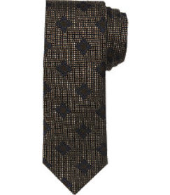 Reserve Collection Geometric Floral Tie CLEARANCE