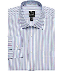 Executive Collection Tailored Fit Multi-Stripe Dre