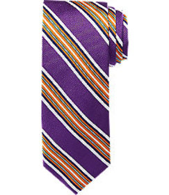 Reserve Collection Bright Stripe Tie CLEARANCE