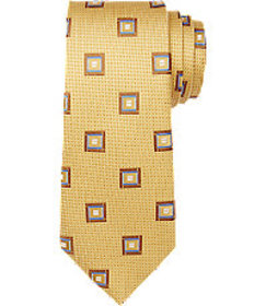 Signature Square Pattern Tie CLEARANCE