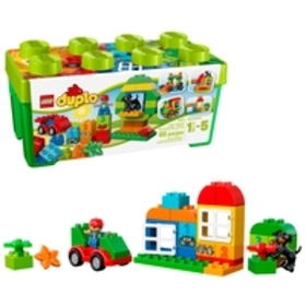 LEGO DUPLO My First LEGO® DUPLO® All-in-One-Box-of