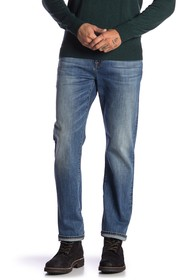 7 For All Mankind The Straight Leg Luxe Performanc
