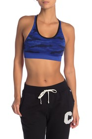 Champion The Camo Strappy Sports Bra