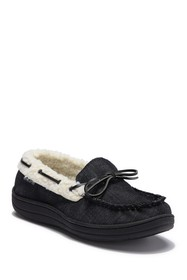 Ben Sherman Jarod Faux Shearling Lined Slipper