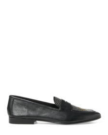 Polo Ralph Lauren Ashtyn Studded Leather Loafer