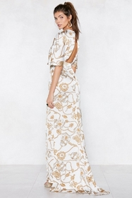 At the Top Baroque Dress