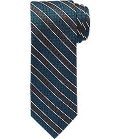 Reserve Collection Double Textured Stripe Tie CLEA