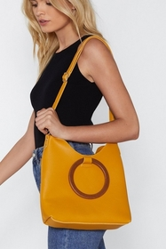 WANT Wood-ly Day Tote Bag