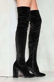 You Should Be High Love Over-the-Knee Boot