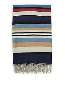 Missoni Home Harpo New Fringed Throw MULTI