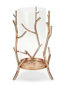 Home Essentials Goldtone Branch Candle Holder GOLD