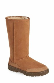 UGG® Ultra Revival Genuine Shearling Tall Boot (Wo