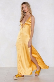 Take Cover Maxi Cover-Up Dress