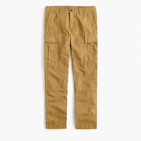 484 Slim-fit stretch cargo pant in garment-dyed he