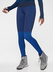Flurry Colorblock Base Layer Tight