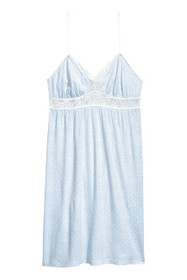 Nightie with Lace