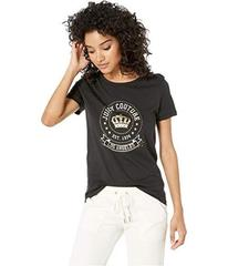 Juicy Couture Crown Stone Logo Tee