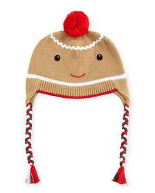 Zubels Boys' Gingerman Knit Hat