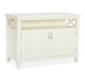 Hampstead Painted Buffet, White