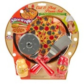 RED BOX Cut & Play Pizza Set