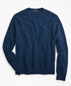 Donegal Crewneck Sweater