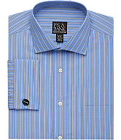 Executive Collection Tailored Fit Spread Collar Dr