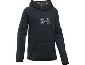 Under Armour® Kids' Icon Caliber Hoodie