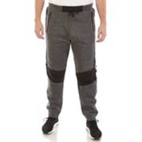 STEVES JEANS Big & Tall Joggers with Zip-Pockets