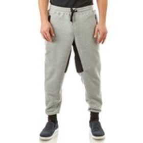 RBX Mens Moisture Wicking Fleece Joggers with Faux