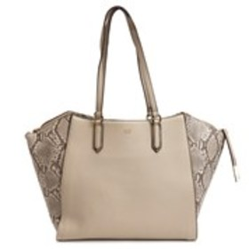TUTILO Tutilo Vicky Large Snake Embossed Tech Tote