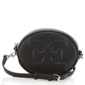 Faux Leather Crossbody Bag with Belt