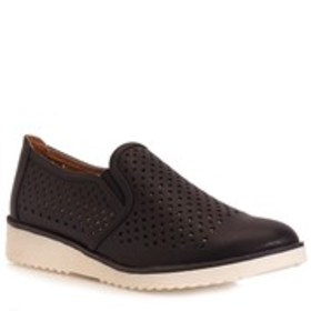 Womens Perforated Comfort Wedges