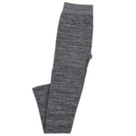 FRENCH LAUNDRY Space-Dyed Fleece Lined Leggings