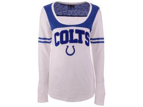 Indianapolis Colts 5th & Ocean 2018 NFL Women's Sl