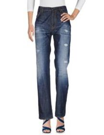 AGLINI AGLINI - Denim pants