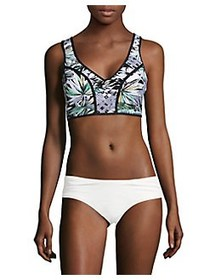 Kenneth Cole New York Printed Midkini MULTI