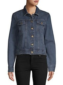 JONES NEW YORK Madison Denim Jacket MADISON