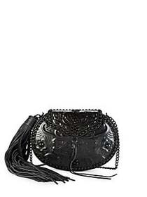 Sam Edelman Rosaleen Embellished Crossbody Bag BLA
