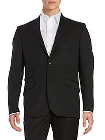 Kenneth Cole New York Wool-Blend Suit Separate Coa