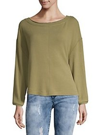 Free People Be Good Pullover MOSS