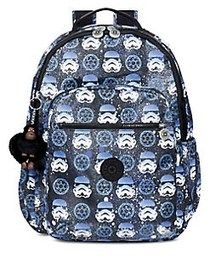 Kipling Star Wars Seoul GO Backpack STORM