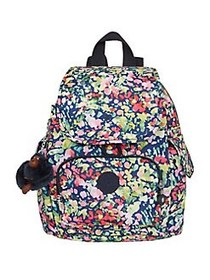 Kipling City Pack Mini Backpack SWEET BOUQUET